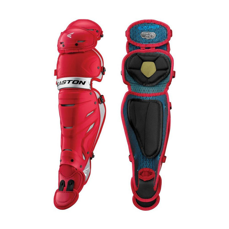 Easton Pro X Adult Leg Guard