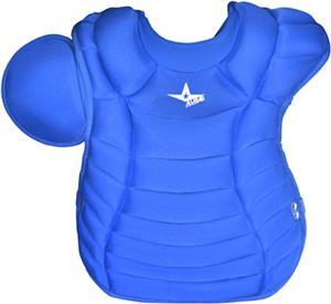 All-Star Trad Pro Adult 15.5'' Chest Protector CP25PRO - Baseball 360