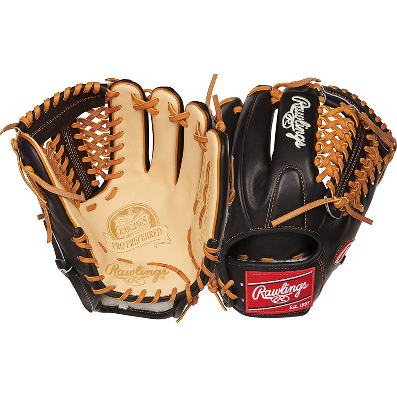 Rawlings Pro Preferred 11.75'' PROS205-4CBT