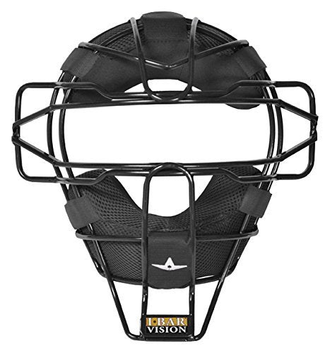 All Star Superlight Umpire Mask FM25UMPLUC - Baseball 360