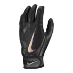 Nike Alpha Huarache Edge Batting Glove Black/Silver
