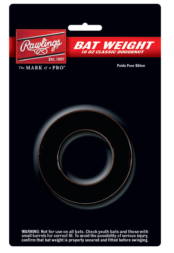 Rawlings 16OZ Bat Weight BW16