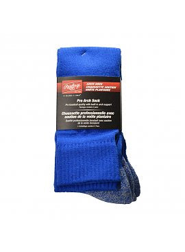 Rawlings Baseball Pro Sock 1-PK PROTUBE COL. BLUE SMALL