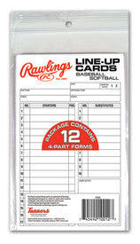 Rawlings Line-Up Card Case 12 Cards 17LU
