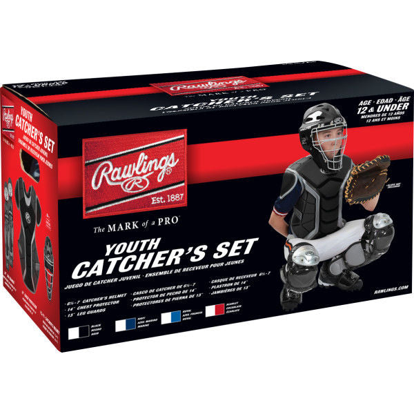 Rawlings Renegade Catcher Youth RCSY