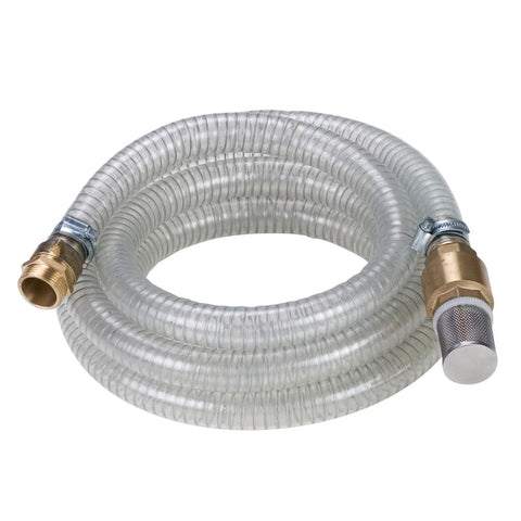 Einhell Pump Hose 4m with Brass Connectors 4173630