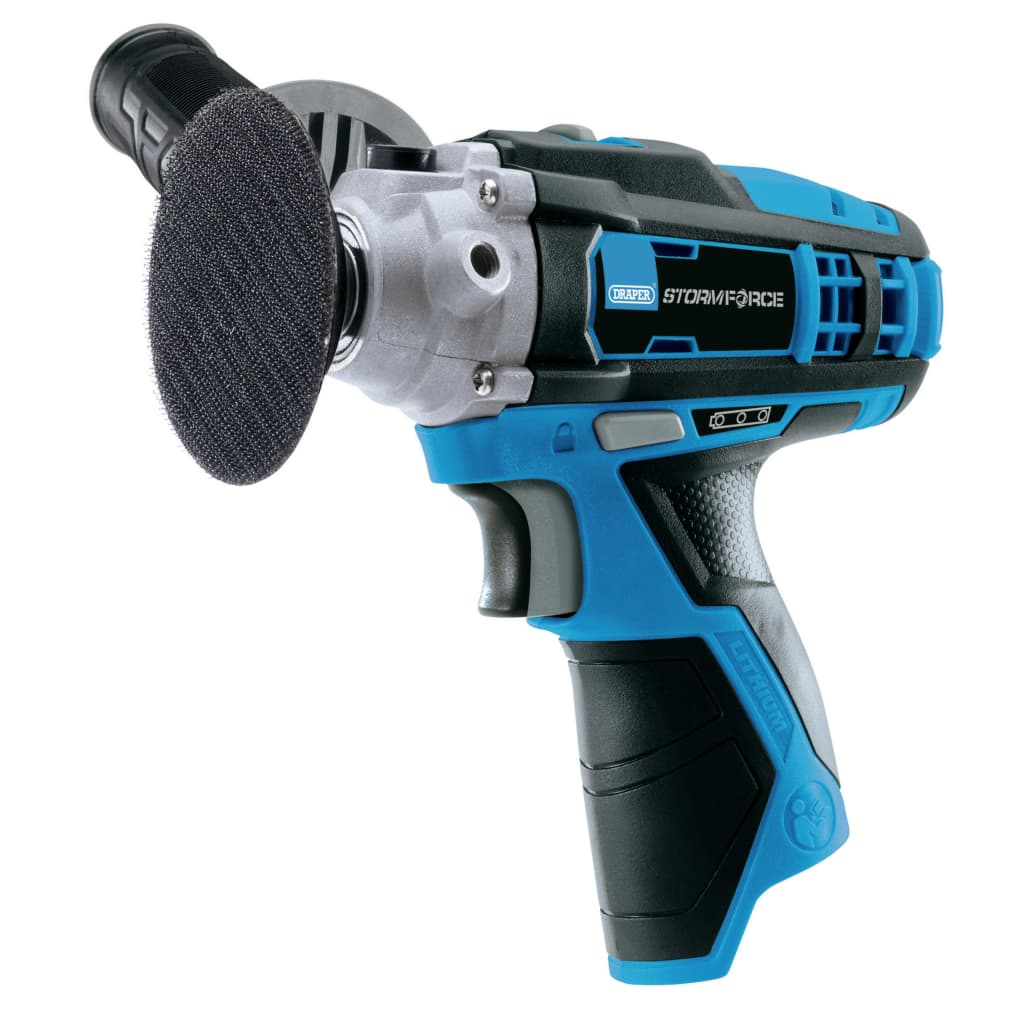 "Draper Tools Mini Polisher ""Storm Force"" Bare 10.8V"