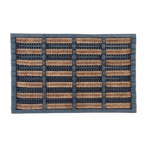 Nature Doormat Coco Rubber 60x40x3 cm