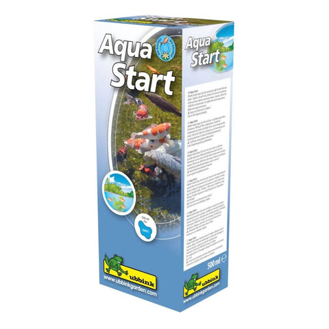 Ubbink Pond Water pH Stabiliser Aqua Start 500ml