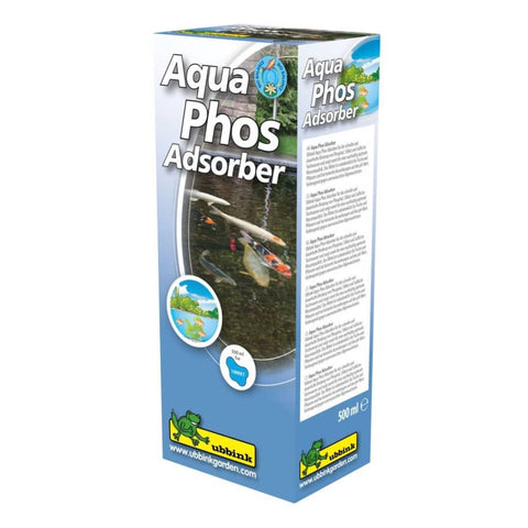 Ubbink Pond Water Treatment Aqua Phos Adsorber 500 ml