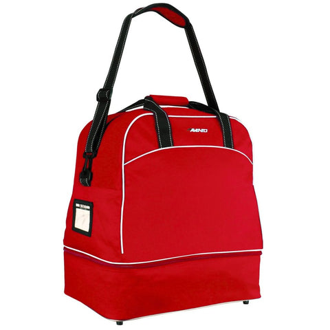 Avento Football Bag Senior Red