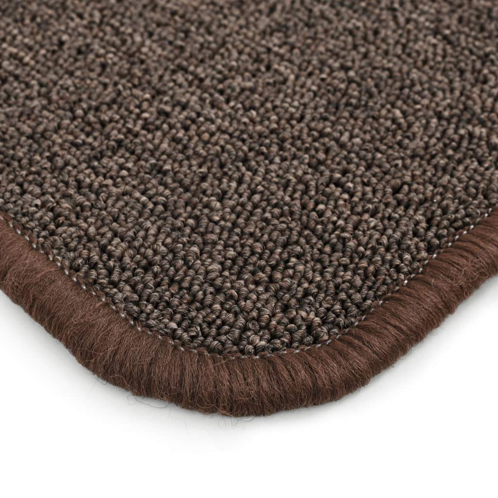 Rug Tufted 80x150 cm Brown