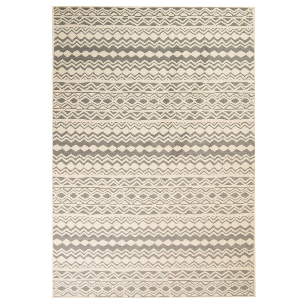 Modern Rug Traditional Design 180x280 cm Beige/Grey