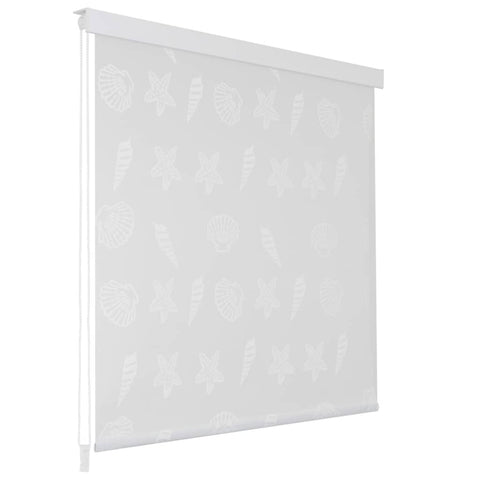 Shower Roller Blind 140x240 cm Sea Star