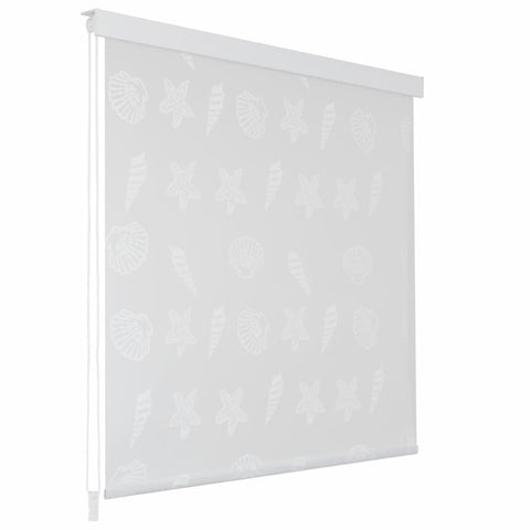 Shower Roller Blind 180x240 cm Sea Star