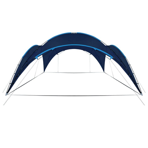 Party Tent Arch 450x450x265 cm Dark Blue