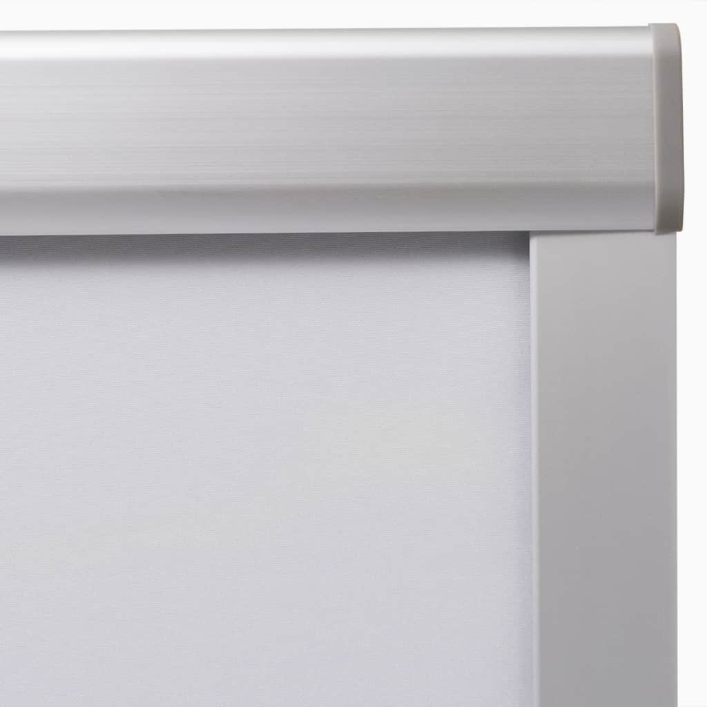 Blackout Roller Blind White FK06
