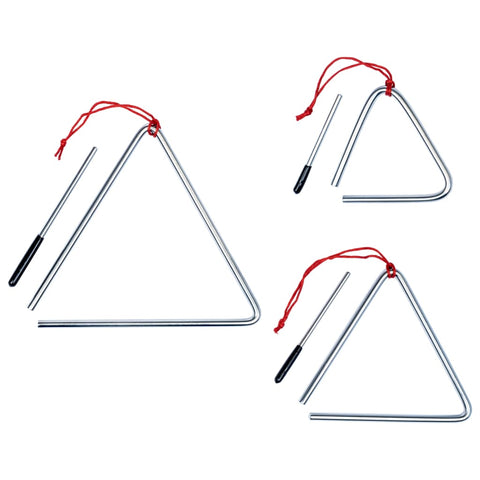 Triangle Set 3 pcs Stainless Steel