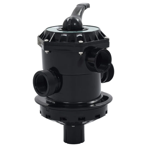 "Multiport Valve for Sand Filter ABS 1,5"" 6-way"