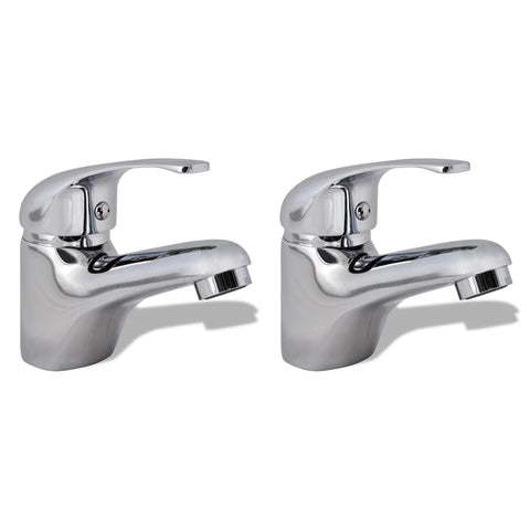 Bidet Faucets 2 pcs Chrome