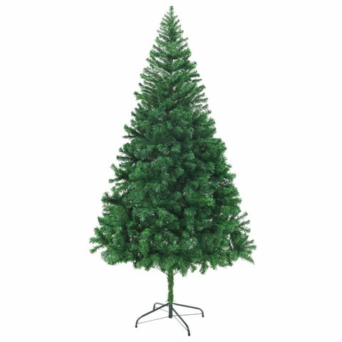 Artificial Christmas Tree with Thick Branches 210 cm