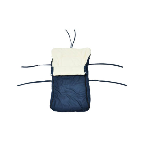 Sleeping Bag Sledge Blue