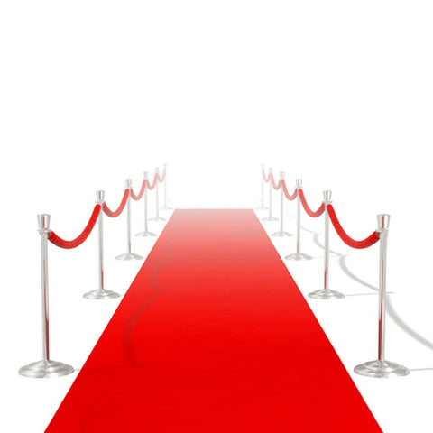 Red Carpet 1 x 5 m Extra Heavy 400 g/m2