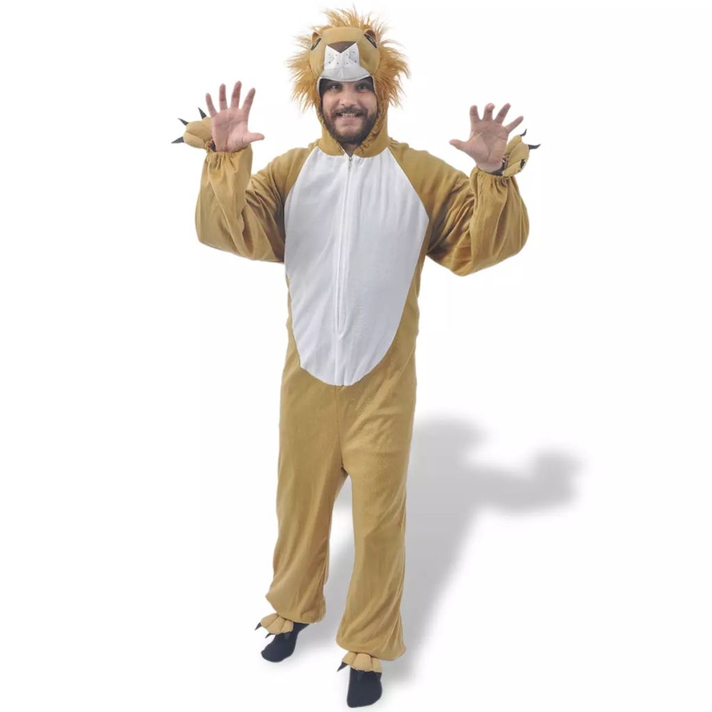 Carnival Costume Lion XL-XXL