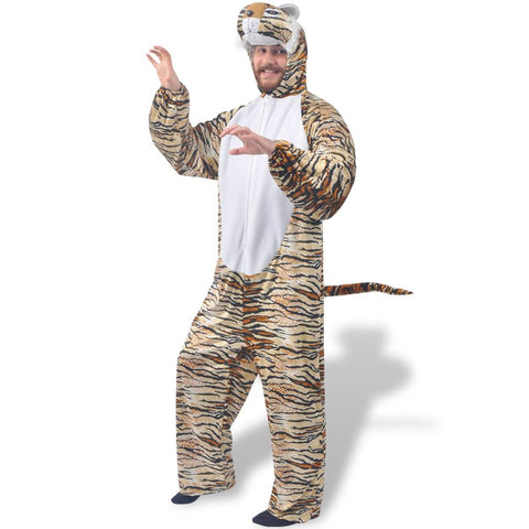 Carnival Costume Tiger XL-XXL