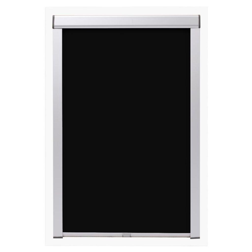 Blackout Roller Blinds Black P08/408