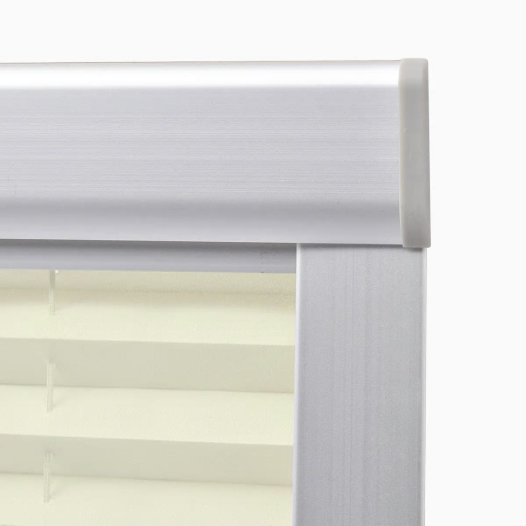 Pleated Blinds Cream S06/606