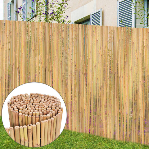 Bamboo Fence 250x170 cm
