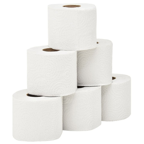 2-Ply Embossed Toilet Paper 128 Rolls 250 Sheets