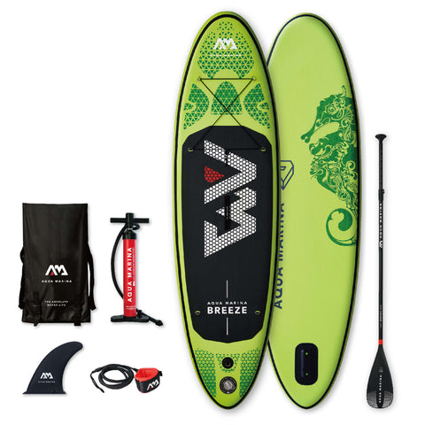 Aqua Marina SUP Board Breeze Green 275x76x12 cm