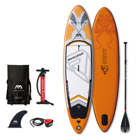 Aqua Marina SUP Board Magma Orange 330x81x15 cm