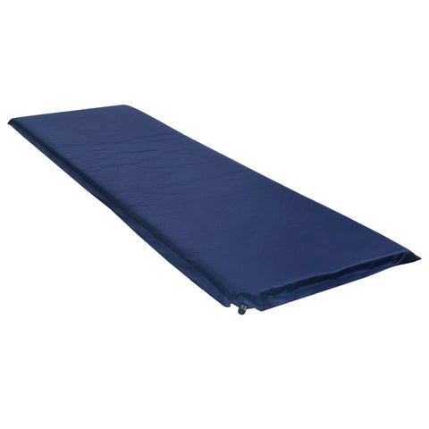 Inflatable Air Mattress 66x200 cm Blue