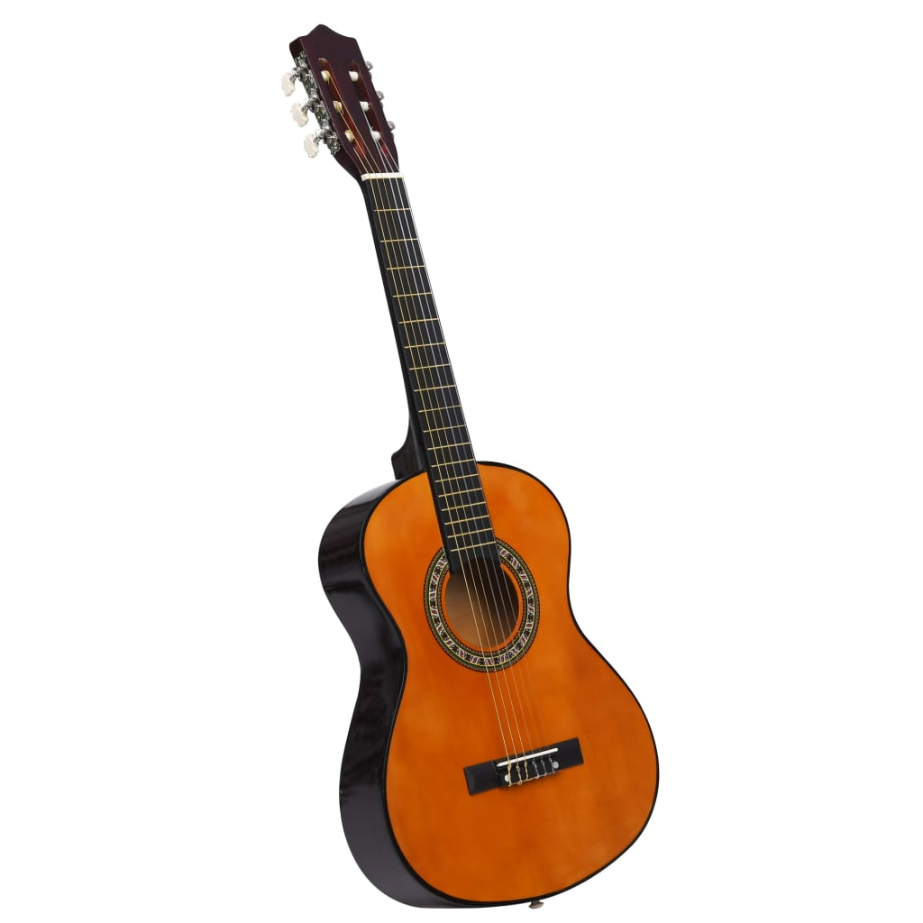 "Classical Guitar for Beginner and Kid 1/2 34"" Basswood"