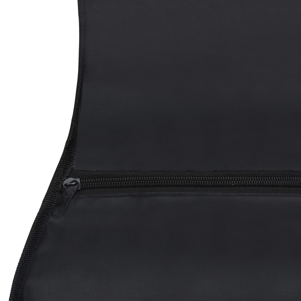 Guitar Bag for 1/2 Classical Guitar Black 95x36.5 cm Fabric