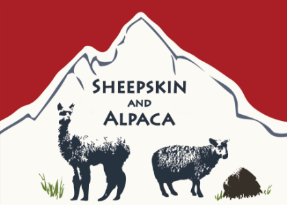 Sheepskin and Alpaca