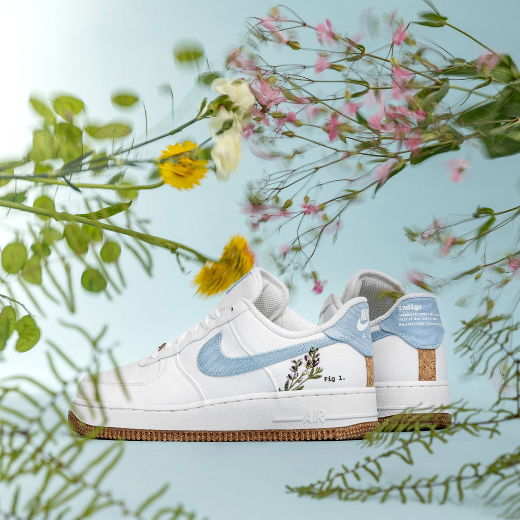 Nike Wmns Air Force 1 '07 SE *Plant Cork Pack* (White / Obsidian ...