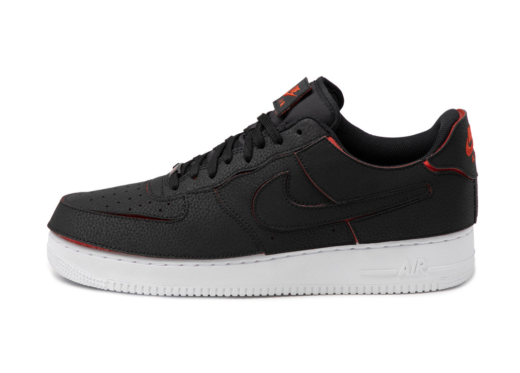 Nike Air Force 1 Low 1/1 (Black / Chile / Red / Pine Green)