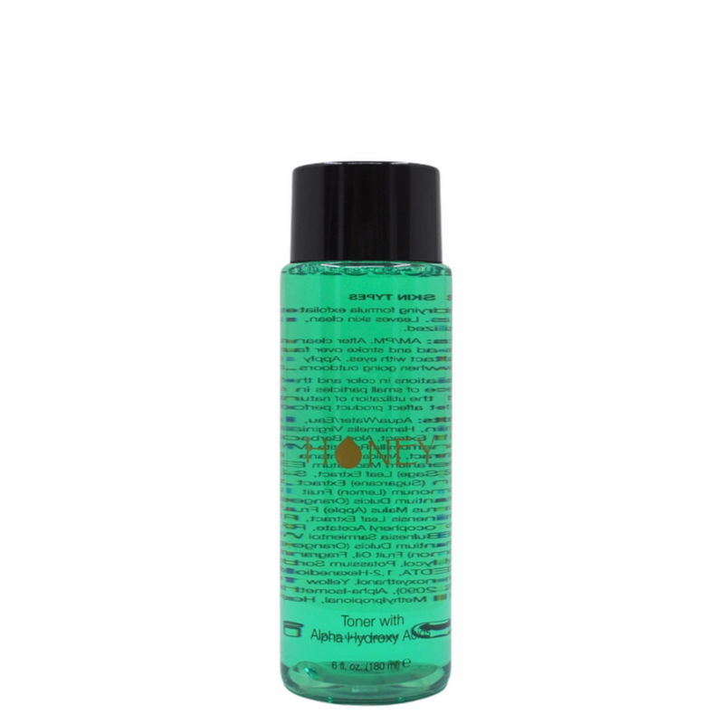 Toner W/ Alpha Hydroxy Acids