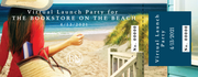 THE BOOKSTORE ON THE BEACH Virtual Launch Party Package