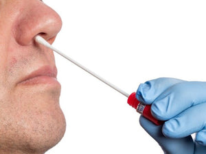 COVID-19 PCR NASAL SWAB TEST $179 RESULTS ON NEXT DAY