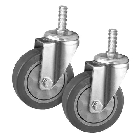 "2 x 4"" Heavy Duty Polyurethane Swivel Castor Wheels"