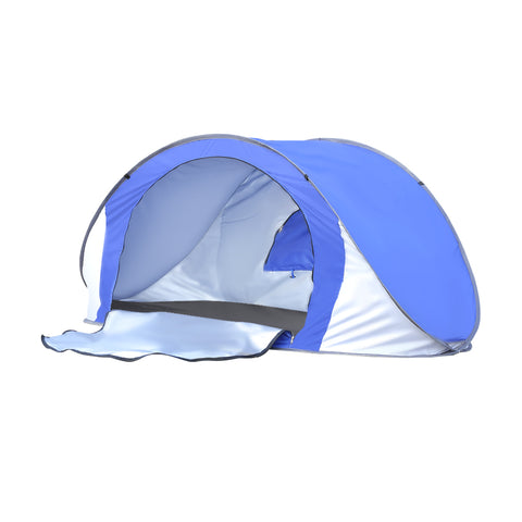 Mountview Pop Up Tent Beach Camping Tents 2-3 Person Hiking Portable Shelter