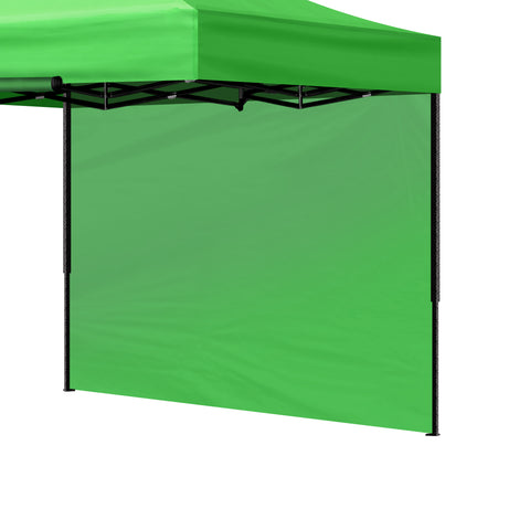 Mountview Gazebo Walls 3x3 Outdoor Side Wall Waterproof Party Wedding Green