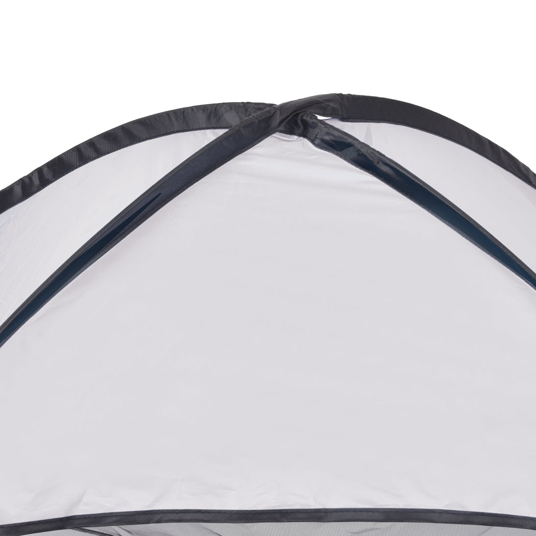 Mountview Pop Up Beach Tent Caming Portable Shelter Shade 2 Person Tents Fish