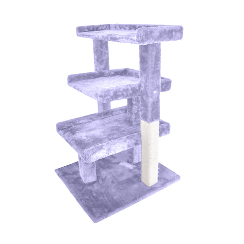 PaWz Pet Cat Tree Scratching Post Scratcher Trees Pole Gym Condo Home Furniture