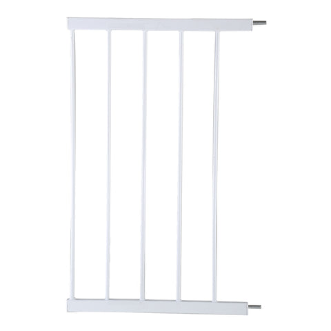 Baby Kids Pet Safety Security Gate Stair Barrier Doors Extension Panels 45cm WH
